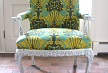 Reupholstry / by P B