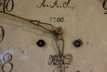 decorating with clocks / by Letha McKinnon