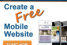 create a mobile website