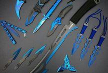 Knife aesthetic