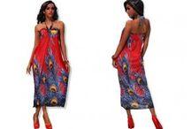 Šaty pro plnoštíhlé / http://www.a-moda.cz/saty-pro-plnostihle/