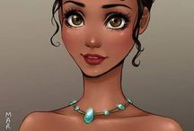 принцесса Тиана