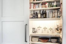 ➳ { Kitchen } Designs