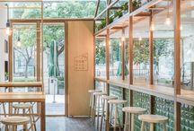 ♡ Restaurant Design ♡