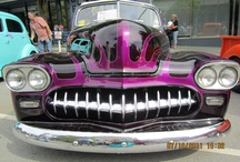 Hot Cars and Bikes / by Sharon Olliffe