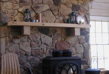 Wood stoves / Wood stove ideas for living room