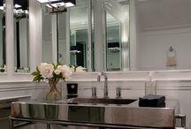 Inox bathroom