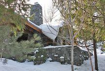 Cabins / Lake Homes / Cabins and Lake Homes designed by Kurt Baum & Associates