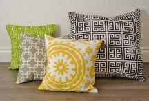 DIY Living Room Pillow