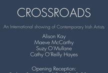 Crossroads 2017 - Irish Artists at J. Cacciola Gallery W
