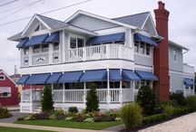 Awnings for the Home / Get the best curb appeal for your home! / by Roger Worsham