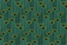 Peacock motif / by Michelle Davis