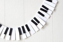 Deco música
