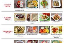Meals plan 207
