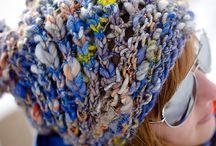 Spinning - Art Yarn