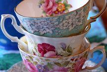 Teacups etc