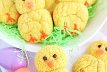 Easter baking & cooking