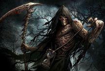 death/ dark reaper
