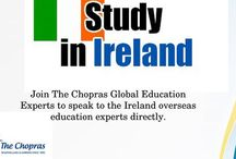 How Can The Chopras Help You to Study in Ireland