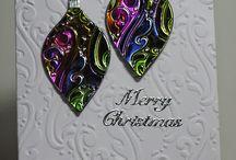 scrap cartes Noël