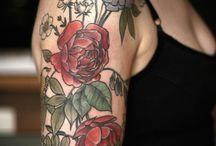 Tatuaje Botánico