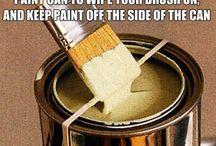 schilderen tips