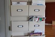 organization / by Jessica Corzine