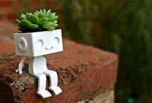 3D printed items
