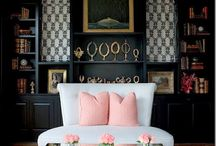 Interiors - Living  / by Sacha Renner