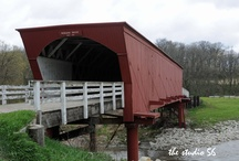 covered bridges / by Sonia Garbo
