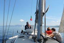 Scopri i corsi di vela di Playa Sardinia / Scuola vela in Sardegna su prenotazione disponibile tutto l'anno / Sailing school in Sardinia available via booking reservation all year round