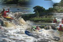 Rio Queqúen Grande / Uno de los ríos mas importantes de la provincia de Buenos Aires, límite natural con Necochea. Ofrece posibilidades para pescar, caminar, navegarlo en kayacks, realizar safaris fotográficos y por sobre todas las cosas escucharlo y relajarte