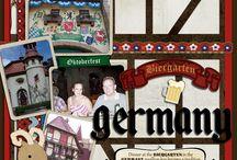 Scrap booking germany