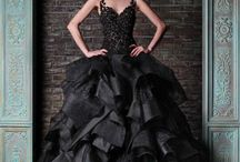 Black Bride Dresses