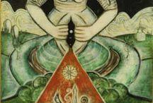 Goddess guidance June - Sheila_Na_Gig / by Susan Scott