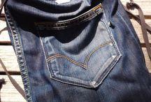 jeans podszewka