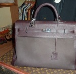 My Kelly from #Hermès / I collect the Hermès Kelly bag !