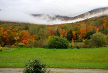 Vermont Fall Foliage From SHo Farm / SHo Farm | Huntington, Vermont