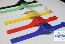 """Game Over Series / -Silicone casing -Interchangeable face (black, white, and gray do not interchange with red, blue, green, yellow) -Japan MOVT -Water resistant -Unisex -Custom Keep Cool dial -DIAL: 2.5"""" x 1.5"""" -BAND: short = 3.5"""" long 5"""""""