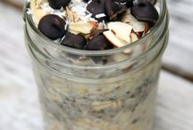 Oats / oats is the star of the recipe