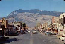 Wyoming towns / Great towns to visit and stay for your fly fishing adventure in Wyoming