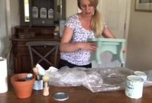 Quick make over videos / Having fun with our paint  / by Jilly Tilly & Boo Jilly Tilly & Boo