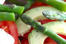 Šaláty - zeleninové