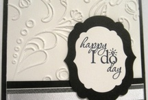 Wedding/Anniversary cards / by Jennifer Crook