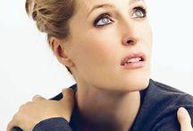 X File  ... Gillian Anderson