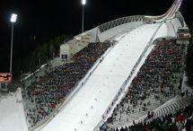 Ski jumps ❆