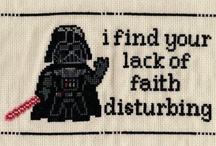 Punto cruz (Star Wars)