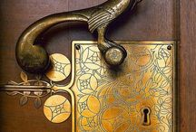 Hardware / Metal objects, drawer pulls, knobs, etc... Because it's all in the details.