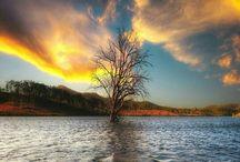 water víz lake
