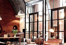 Open plan ideas/ lofts